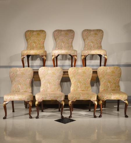 Set of Eighteen Chairs - R16201
