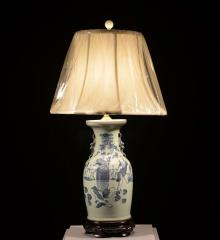 Chinese Jar Lamp - RA13167