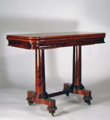 Boston Classical Card Table - RDA15179